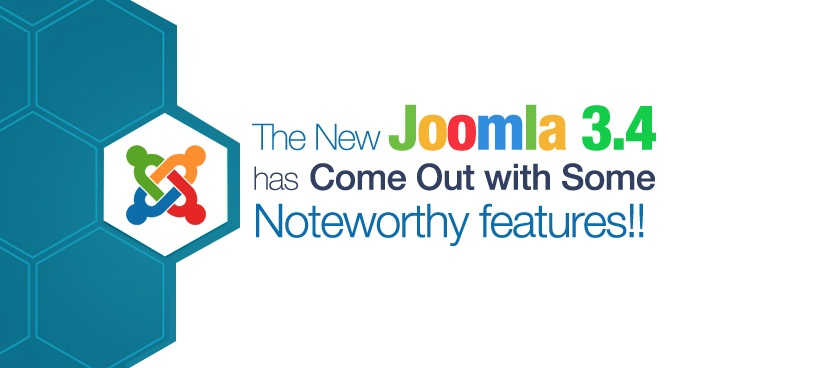 Joomla 3.4: What's New In Features?
