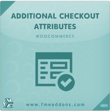 additional checkout fields