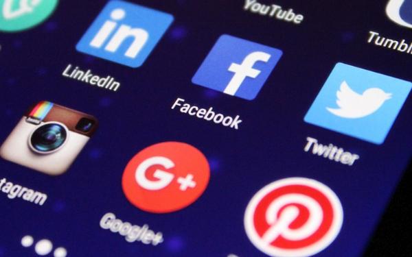 6. social media