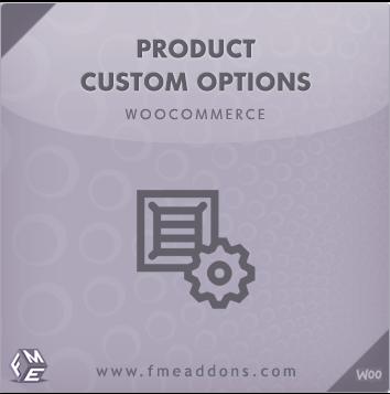 woocommerce product custom options