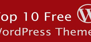 10 Best Free Responsive WordPress Themes
