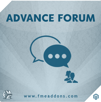 Magento Advance Forum Extension