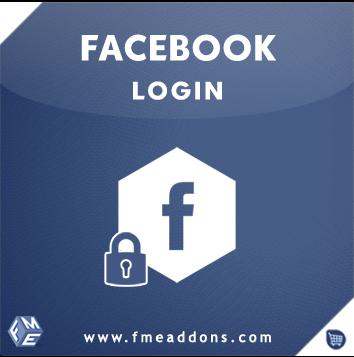 opencart facebook login social integration extension fmeaddons