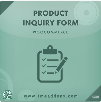 2787452da9 Woocommerce Product Enquiry Form adds a basic enquiry form on the product  description pages of your website, which is a point where your customers  will ...