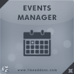 J Events Manager