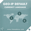 Geo-Ip Default Language Currency