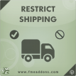 Restrict Shipping