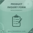 Product Inquiry Form - Woocommerce