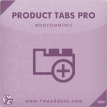 WooCommerce Product Custom Tabs Plugin