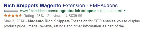 Rich Snppet Magento